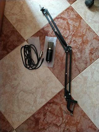 Micrófono condensador de sonido Newer NW-700