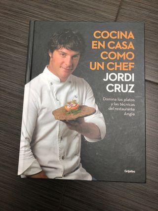 Cocina en casa como chef
