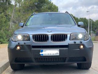 SUV BMW X3 3.0d 218cv