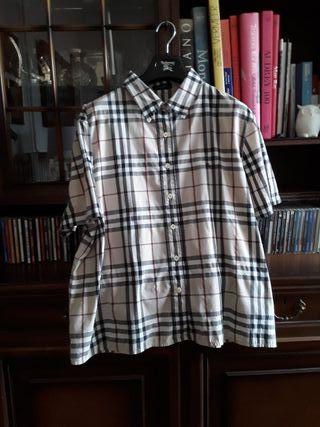 camisa de mujer Burberry