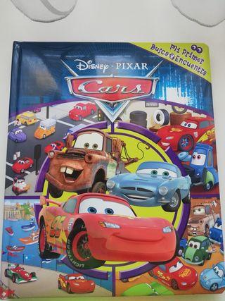 LIBRO DE CARS