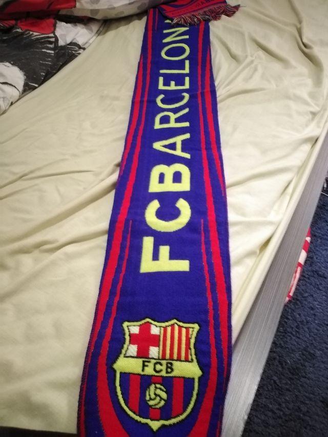 bufanda del FCB