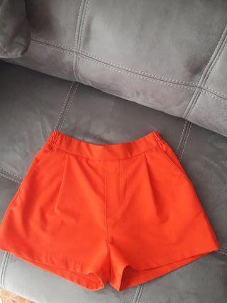 Pantalón corto mujer. Talla S