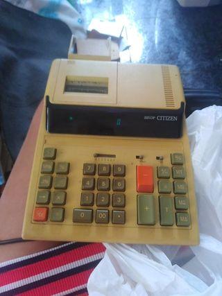 calculadora electrónica!