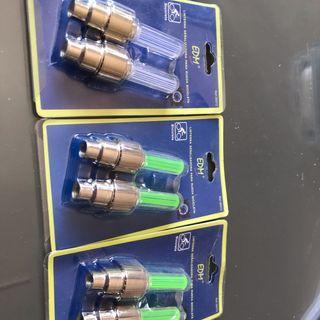 Linternas señalizadoras para rueda