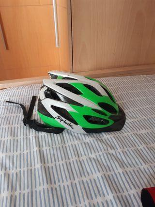 casco de bicicleta spiuk tamera