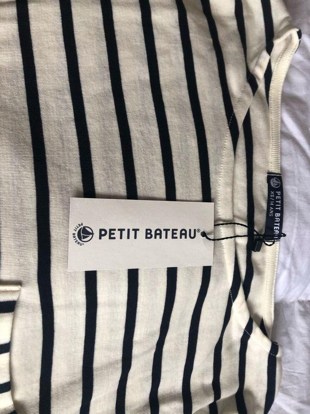 Camiseta nueva talla 14 años marca petit bateau
