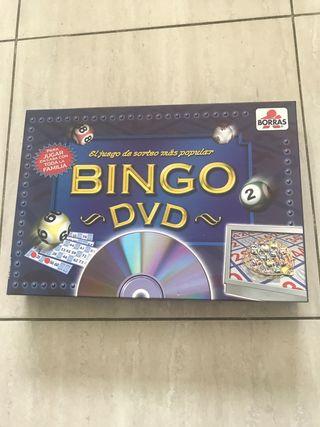 Bingo dvd juego de mesa