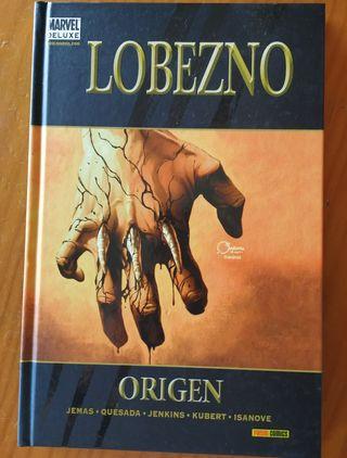 Cómic Lobezno: Origen