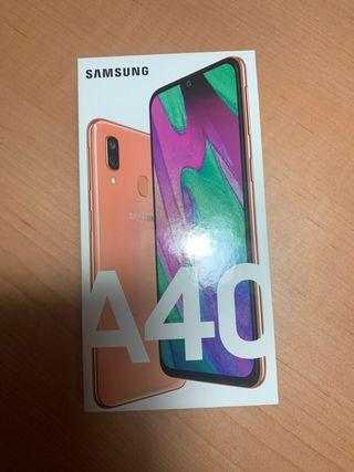 Samsung Galaxy A40 - 64GB /CORAL a ESTRENAR