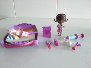 Mini maletín Doctora Juguetes