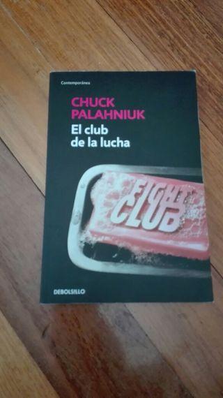 Libro El club de la lucha