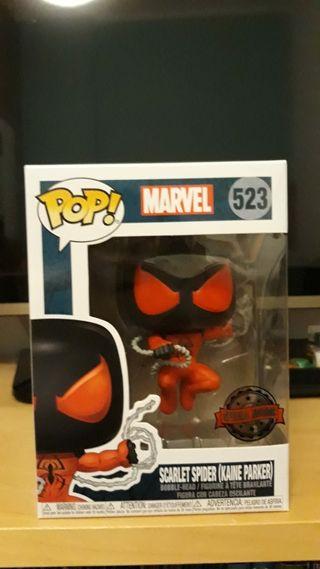 Funko Scarlet Spider ( kaine Parker)