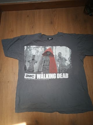 Camiseta The Walking Dead Talla S