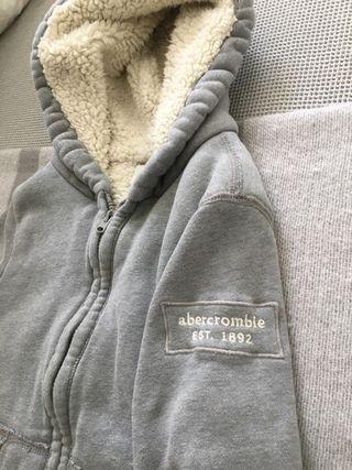 Sudadera niña/o Abercrombie talla Xs