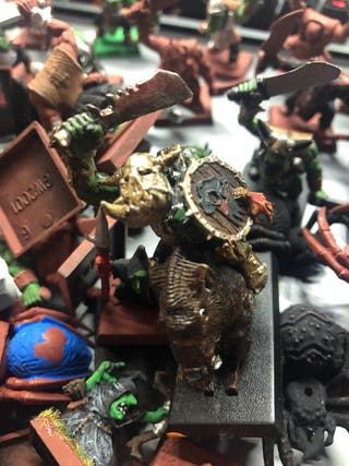Figuras Orcos y goblins