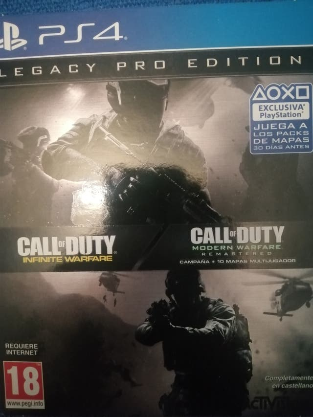 call of duty legacy pro edition