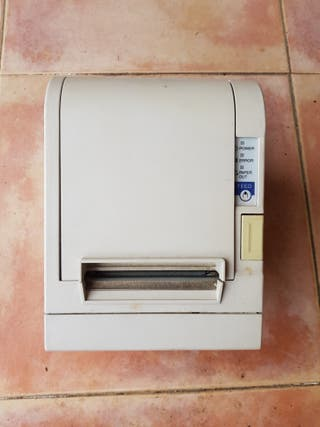 Impresora de tiquets EPSON
