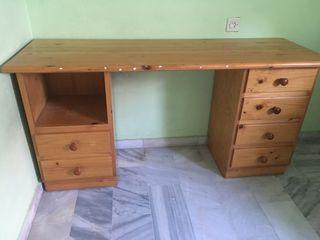 Mesa escritorio provenzal