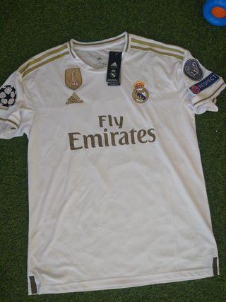 Camiseta del Real Madrid Talla L NUEVA