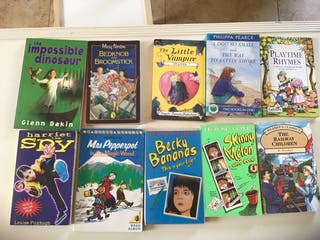 10 English language books young reader