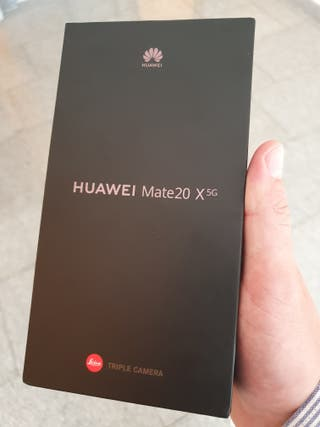 huawei mate 20 x 5g verde 256 gb