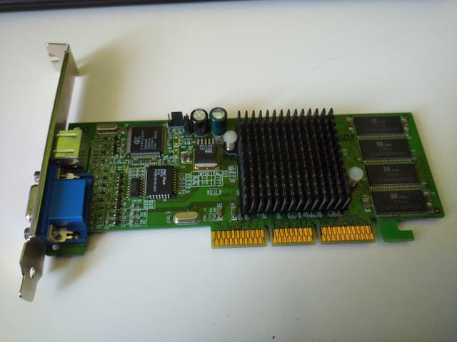WinFast GeForce 2 MX64 32Mb AGP
