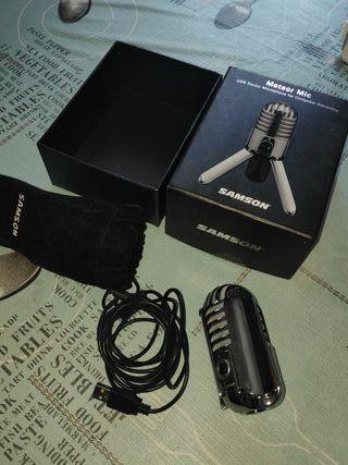 Micrófono USB Samsom Meteor