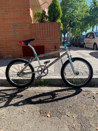 Vendo Bici BMX antigua
