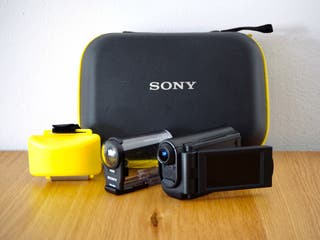 Pack Actioncam+Handycam Sony