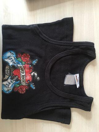 camiseta tirantes Hard Rock Cafe MIAMI