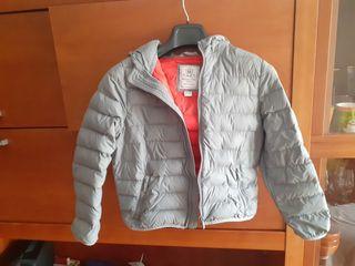 chaqueta, abrigo plumas niño 7-8 años