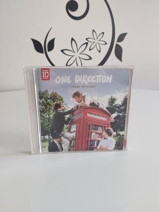 "One Direction ""Take Me Home"" Álbum"