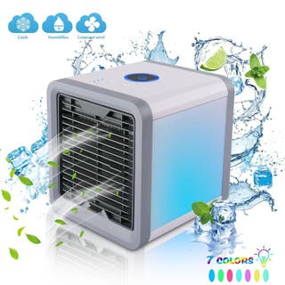 Mini Climatizador para Verano