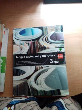 Libro de lengua castellana 3Eso