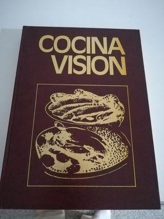 Libro recetas de cocina