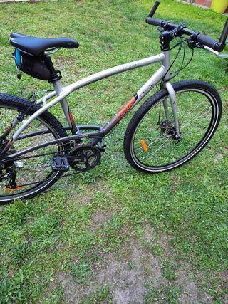 de aluminio bicicleta de paseo