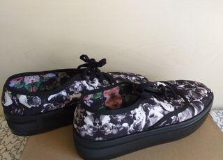 Zapatillas bambas ZARA