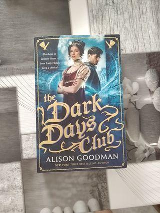 The Dark Days Club - Alison Goodman