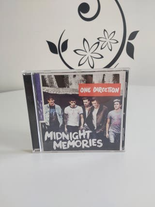 "One Direction ""Midnight Memories"" Álbum"