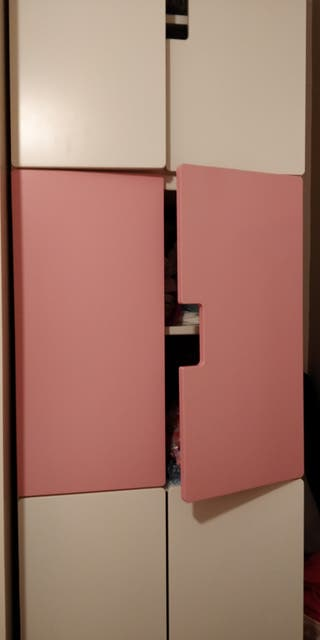 Puertas armario IKEA Stuva o Fritids 64 cm