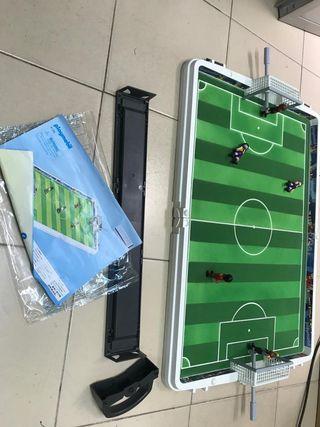 Futbolín Playmobil
