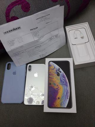 iPhone XS 256 gb con garantía en vigor