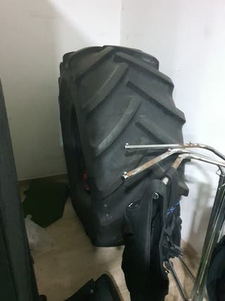 Neumático para crossfit pesado