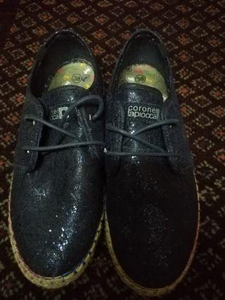 zapatillas coronel tapioca