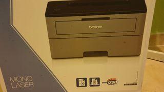 Impresora Brother HL-L2310D laser B/N NUEVA