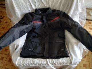 chaqueta de moto revit talla L