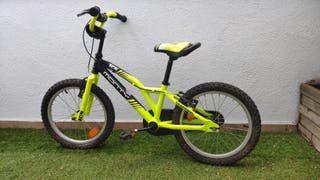Bicicleta niño/niña Monty 104