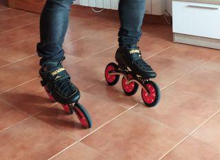 patines de velocidad talla 43