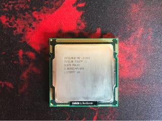 Procesador intel I3-540 3.06 ghz socket 1150